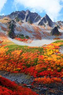 日本百名山の写真素材 [FYI04036564]