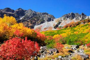 日本百名山の写真素材 [FYI04036566]