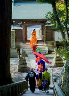 僧侶の写真素材 [FYI04036667]