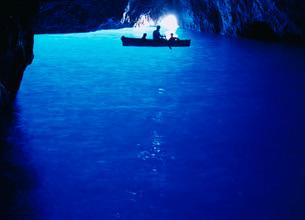 青の洞窟の写真素材 [FYI04036693]