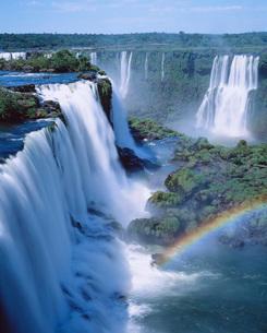 イグアスの滝の写真素材 [FYI04036694]
