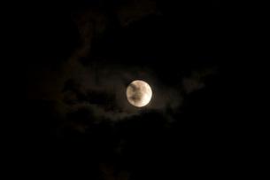 満月の写真素材 [FYI04036762]