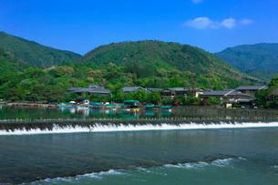 小倉山の写真素材 [FYI04036826]