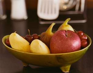 いろいろな果物の写真素材 [FYI04038034]