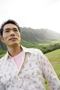 日本人男性の写真素材 [FYI04038158]