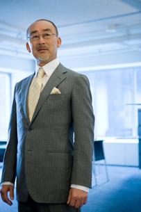 日本人ビジネスマンのポートレートの写真素材 [FYI04039169]