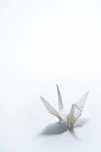 折鶴の写真素材 [FYI04041105]