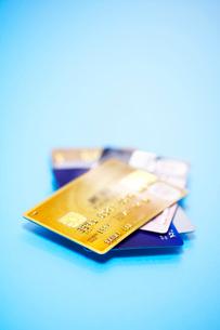 クレジットカードの写真素材 [FYI04041110]