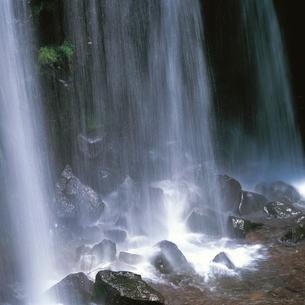 唐沢の滝の写真素材 [FYI04041254]