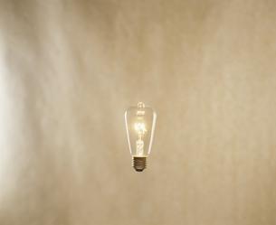 ビジネスイメージ 電球の写真素材 [FYI04047902]