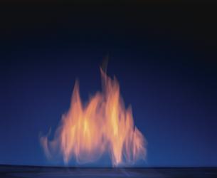炎の写真素材 [FYI04049175]