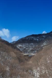 信越本線廃線の鉄橋の写真素材 [FYI04049510]