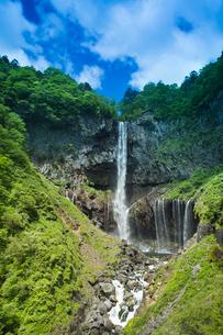 華厳の滝の写真素材 [FYI04049710]