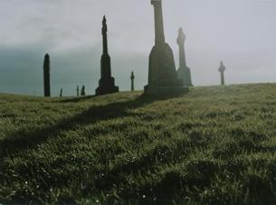 墓地      アイルランドの写真素材 [FYI04049885]