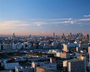 品川・新宿方面を望む 港区 東京都の写真素材 [FYI04050061]