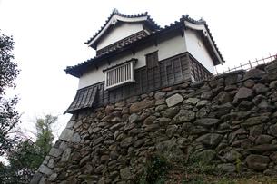 福岡城跡 多聞櫓の写真素材 [FYI04050276]