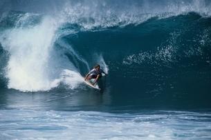サーフィンの写真素材 [FYI04051678]