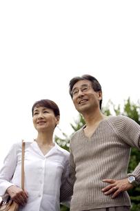 熟年の夫婦の写真素材 [FYI04051794]