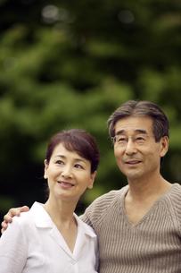 熟年の夫婦の写真素材 [FYI04051795]