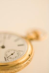 懐中時計の写真素材 [FYI04052063]