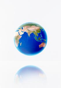 地球の写真素材 [FYI04052710]