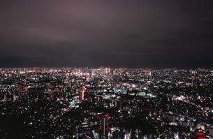 都内の夜景の写真素材 [FYI04058807]