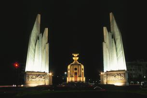 民主記念塔の写真素材 [FYI04059449]