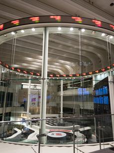 東京証券取引所の写真素材 [FYI04060789]