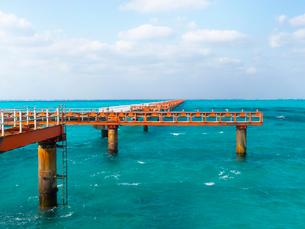 沖縄県 宮古島市 下地島 下地島空港17エンドの写真素材 [FYI04060952]