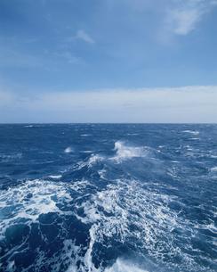 荒天の海の写真素材 [FYI04061411]