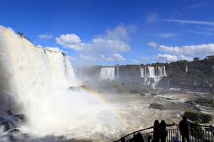 イグアスの滝の写真素材 [FYI04061921]