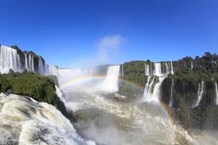 イグアスの滝の写真素材 [FYI04061924]