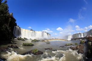イグアスの滝の写真素材 [FYI04061925]