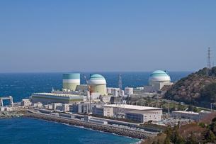 伊方原子力発電所の写真素材 [FYI04063961]