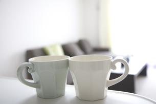 マグカップの写真素材 [FYI04066776]