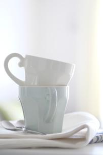 マグカップの写真素材 [FYI04066789]