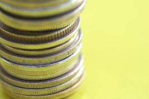 多国籍コインの写真素材 [FYI04066806]