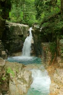 龍神の滝・夕森公園の写真素材 [FYI04068386]