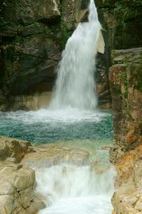 龍神の滝・夕森公園の写真素材 [FYI04068387]