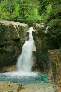 龍神の滝・夕森公園の写真素材 [FYI04068388]