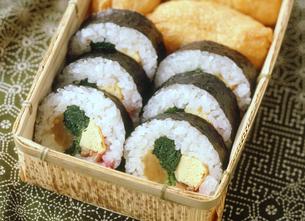 巻き寿司の写真素材 [FYI04069266]