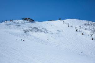 スキー場の写真素材 [FYI04069819]