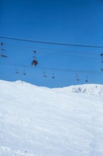 スキー場の写真素材 [FYI04069828]