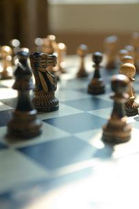 チェスの駒の写真素材 [FYI04070800]