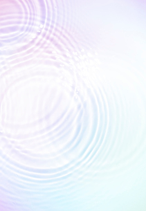 虹色の水面の写真素材 [FYI04071280]