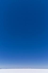 ウユニ塩湖の写真素材 [FYI04071858]