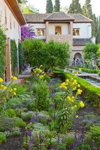 フェネラリーフェ庭園の写真素材 [FYI04072148]