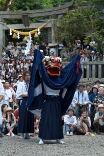 高浜七年祭りの写真素材 [FYI04072511]