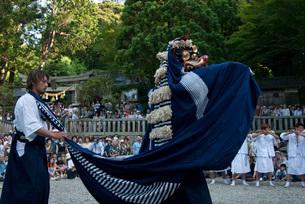 高浜七年祭りの写真素材 [FYI04072515]