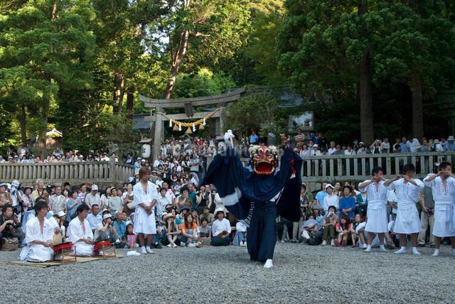 高浜七年祭りの写真素材 [FYI04072520]